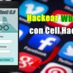 Espiar WhatsApp en Android con Cell Hack apk
