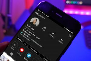 Cómo activar el modo oscuro en instagram desde Android e iPhone
