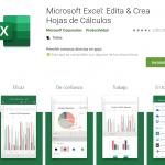 Aplicaciones de Excel para Android que necesitas en tu tablet