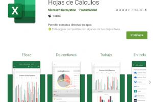 ¿Cuáles son las mejores aplicaciones de Excel para Android