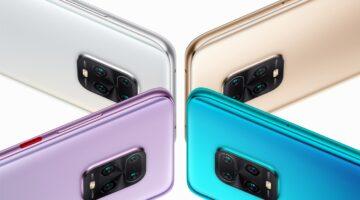 Nuevo Xiaomi Redmi 10x resistente a las salpicaduras