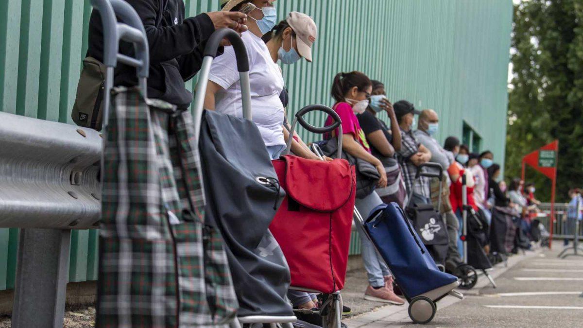 El ingreso mínimo vital para ayudar a personas en pobreza