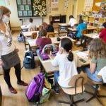 Los colegios reabren en Septiembre: sin mascarillas ni distancias