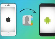 ¿Cómo transferir contactos de iPhone a móvil android?