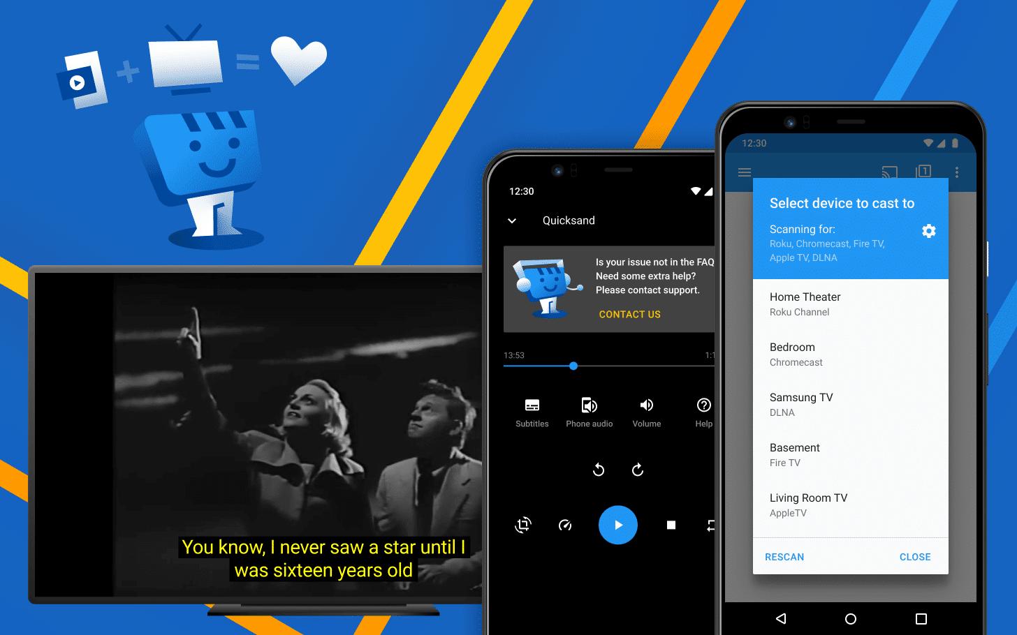 Mejores apps para ver películas en SmartTV desde Android