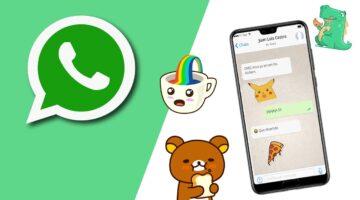 Stickers animados en WhatsApp: ¿Cómo instalar?
