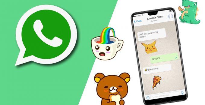WhatsApp presenta stickers animados y otros cambios para mejorar la comunicación