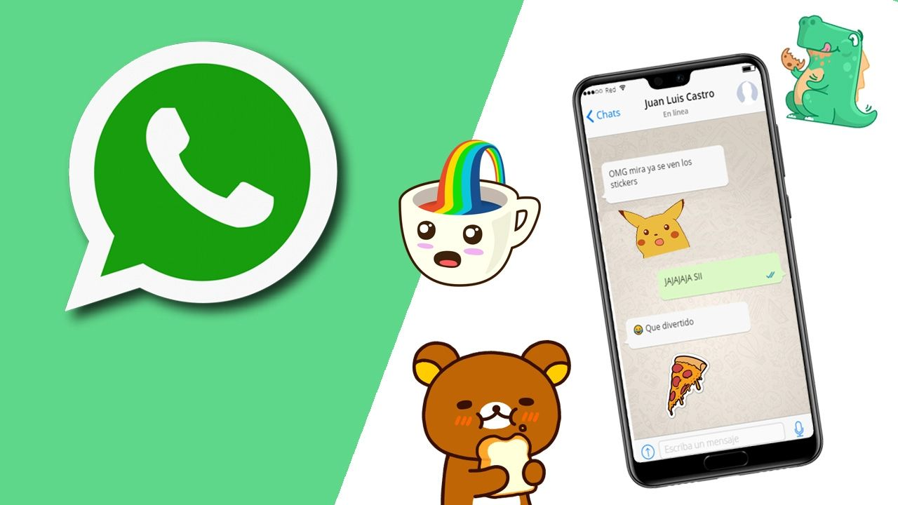 Stickers animados en WhatsApp: ¿Cómo instalar?
