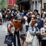 Mascarillas obligatorias en Extremadura: Hasta 6.000€ a quien incumpla