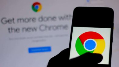 Nueva actualización de Google Chrome