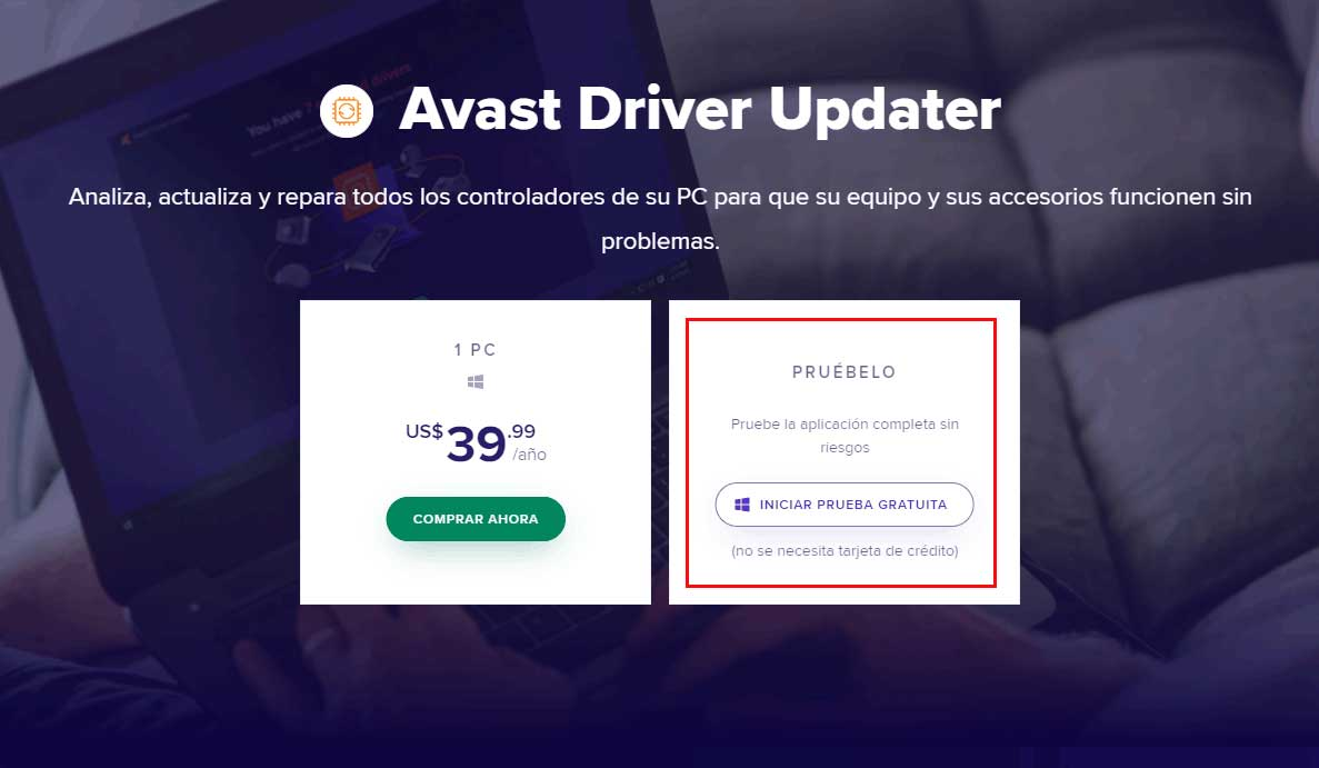 Avast Driver Updater 2021