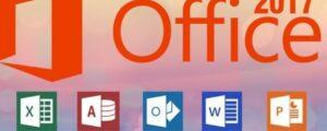 Pasos para descargar Office 2017 gratis